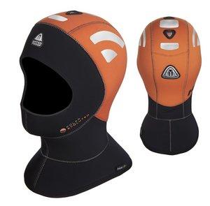 TSK Shop Tauchanzüge & Zubehör Kopfhauben Waterproof H1 5/10mm High Visibility M Orange