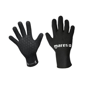 TSK Shop Freediving Freedive-Socken & -Handschuhe Mares Gloves Flex 20 Ultrastretch M/L