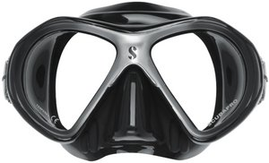 TSK Shop ABC Masken Scubapro Spectra Mini Mask Schwarz / Silber