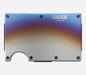 TSK Shop Freizeit Lifestyle & Accessoires Ridge Wallet The Ridge Titanium Burnt