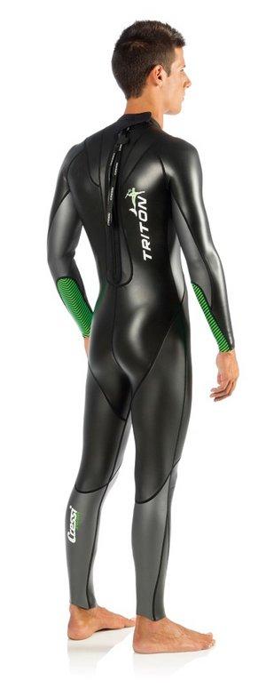 TSK Shop Swimming Schwimmanzüge Cressi Triton Man 1.5mm Swimsuit M/3/50