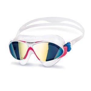 TSK Shop Swimming Schwimmbrillen & Zubehör Head Horizon Mirrored Clear,White,Magenta,Blue
