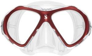 TSK Shop ABC Masken Scubapro Spectra Mini Mask Transparent / Rot