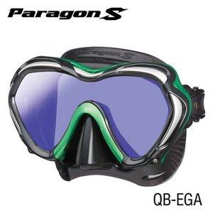 TSK Shop ABC Masken Tusa Paragon S Green Amber