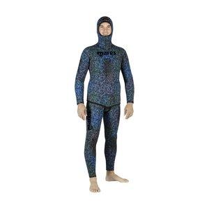 TSK Shop Freediving Freedive-Anzüge Mares Pants Polygon 50 Open Cell 3/M