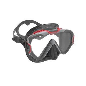 TSK Shop ABC Masken Mares Pure Wire Schwarz / Grau-Rot