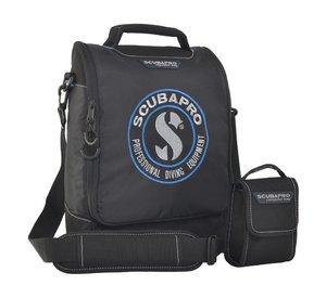 TSK Shop Tauchzubehör Atemreglerzubehör Scubapro Regulator Bag+Instr.-Tasche Schwarz