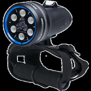TSK Shop Tauchausrüstung Lampen Light&Motion Sola Dive 1200 S/F black