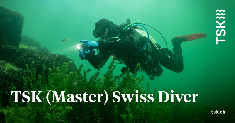 [Translate to English:] TSK Master Swiss Diver