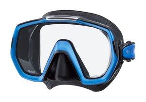 TSK Shop ABC Masken Tusa Freedom Elite Mask Schwarz / Fishtail Blue