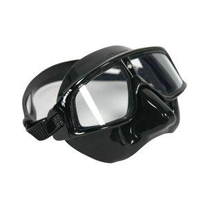 TSK Shop Freediving Freedive-Masken & -Schnorchel Aqua Lung Sphera X Schwarz / Schwarz