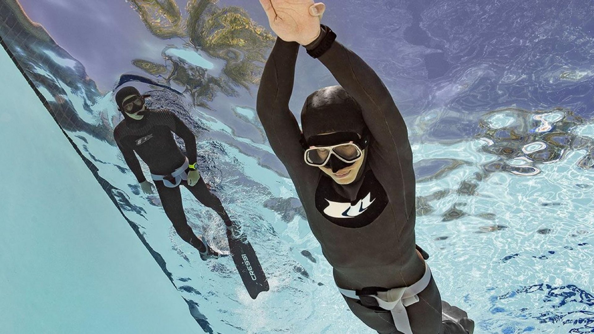 PADI Freedive Instructor Training Course