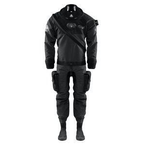 TSK Shop Tauchanzüge & Zubehör Trockentauchanzüge Waterproof D7X Nylotech Men L