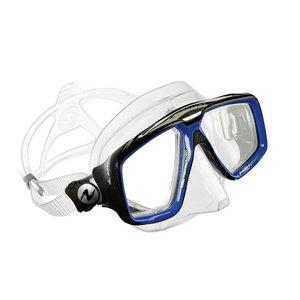 TSK Shop ABC Masken Aqua Lung Look HD Transparent / Blau