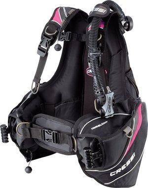 TSK Shop Tauchausrüstung Jackets Cressi Travelight Lady S