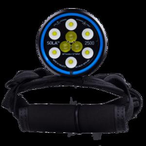 TSK Shop Tauchausrüstung Lampen Light&Motion Sola Dive 2500 S/F