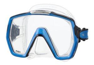 TSK Shop ABC Masken Tusa Freedom HD Transparent / Blue