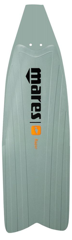 TSK Shop Freediving Freedive-Flossen & Zubehör Mares Blade Razor Stück Grau
