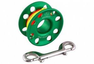 TSK Shop Tauchzubehör Tools Apeks Spool Lifeline Kit 30m Green