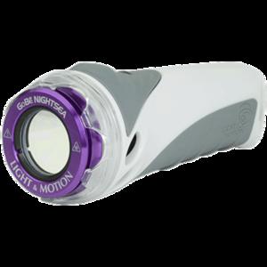 TSK Shop Tauchausrüstung Lampen Light&Motion GoBe Nightsea White/Gray
