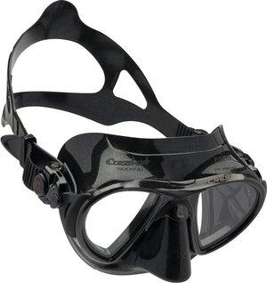 TSK Shop Freediving Freedive-Masken & -Schnorchel Cressi Nano Black Schwarz