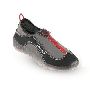 TSK Shop Freizeit Beachwalker Aquashoes AQUATRAINER black red 42