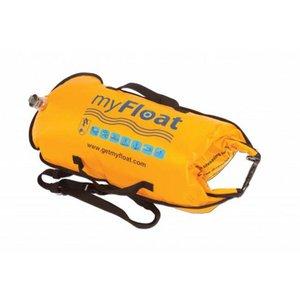 TSK Shop Tauchausrüstung Taschen & Aufbewahrung MyFloat orange
