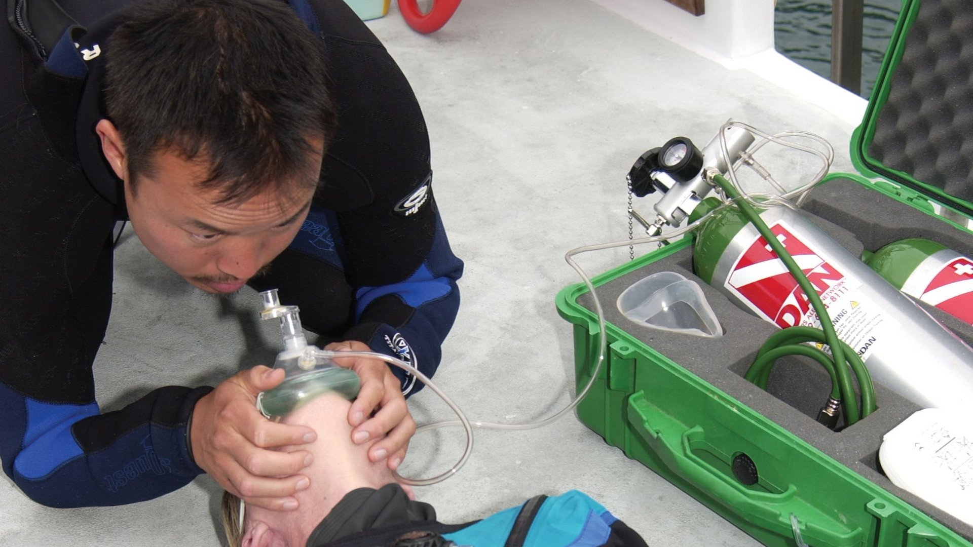 PADI Emergency First Response