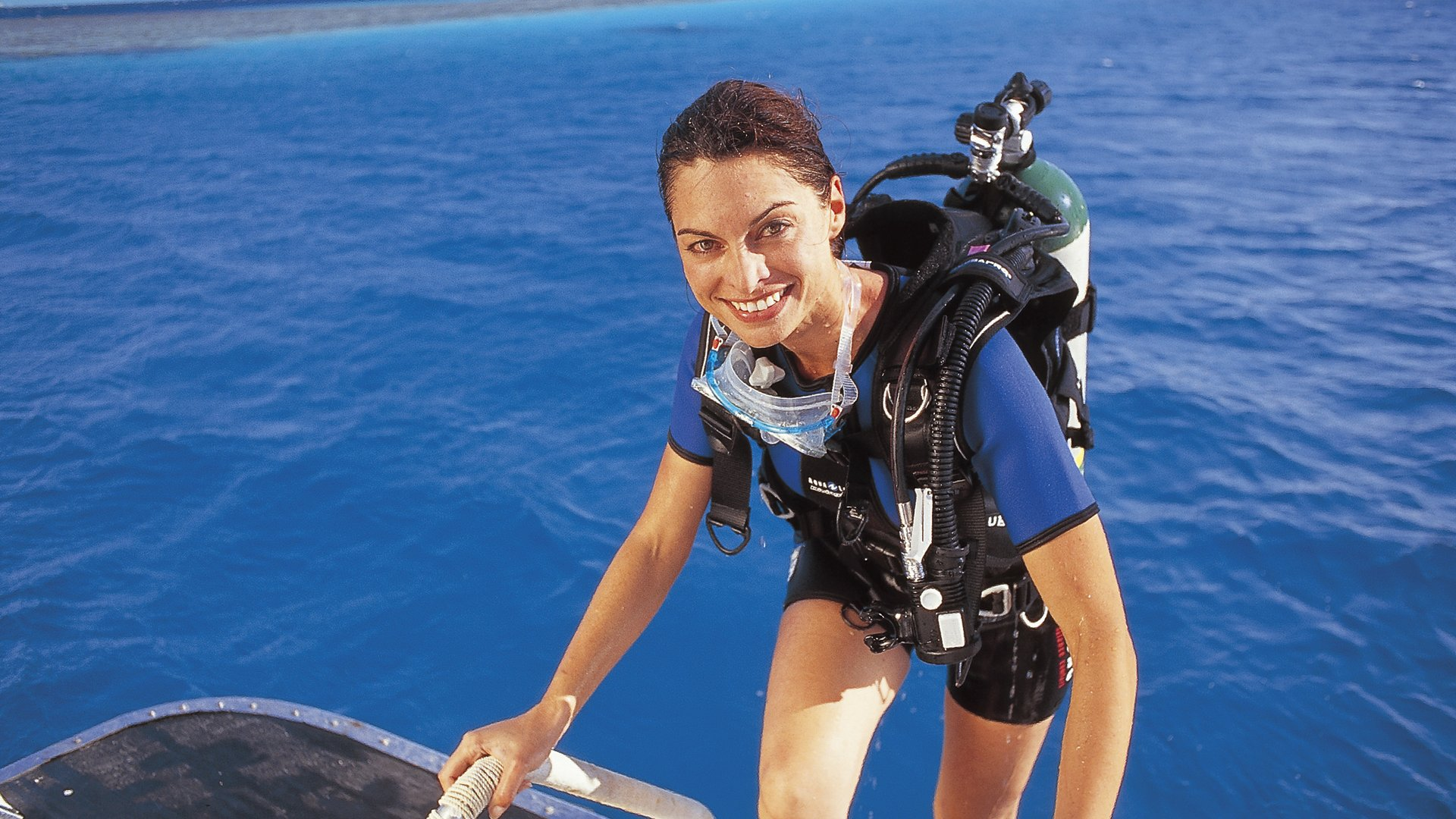 [Translate to English:] PADI Open Water Diver
