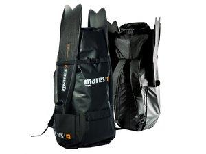 TSK Shop Tauchausrüstung Taschen & Aufbewahrung Mares Attack Backpack Schwarz 75liter