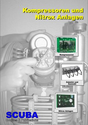 TSK Shop Freizeit Bücher S.C.U.B.A Kompressoren und Nitrox Anlagen