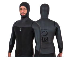 TSK Shop Freediving Freedive-Anzüge Fourth Element RF VEST MEN M