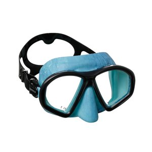 TSK Shop Freediving Freedive-Masken & -Schnorchel Mares Mask Sealhouette SF Blau Camouflage