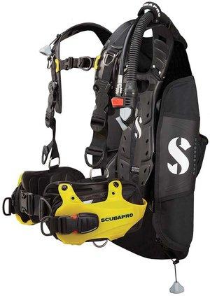 TSK Shop Tauchausrüstung Jackets Scubapro Hydros Pro Men Gelb M