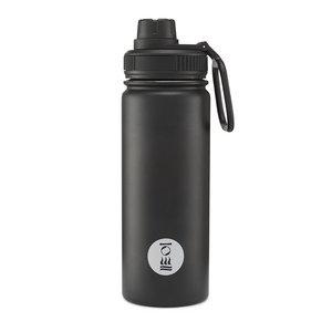 TSK Shop Freizeit Lifestyle & Accessoires Fourth Element GULPER insulated water bottle 900ml, TSK Logo black