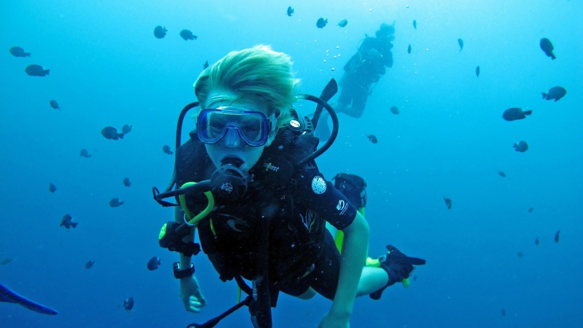 PADI Junior Advanced Open Water Diver