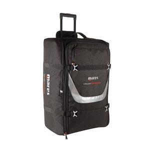 TSK Shop Tauchausrüstung Taschen & Aufbewahrung Mares Cruise Backpack Schwarz / Silber 100liter
