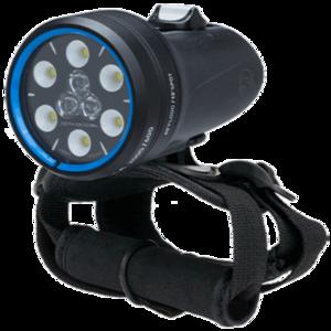 TSK Shop Tauchausrüstung Lampen Light&Motion Sola Dive 2000 S/F black