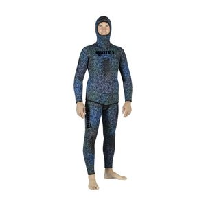 TSK Shop Freediving Freedive-Anzüge Mares Jacket Polygon 50 Open Cell 3/M